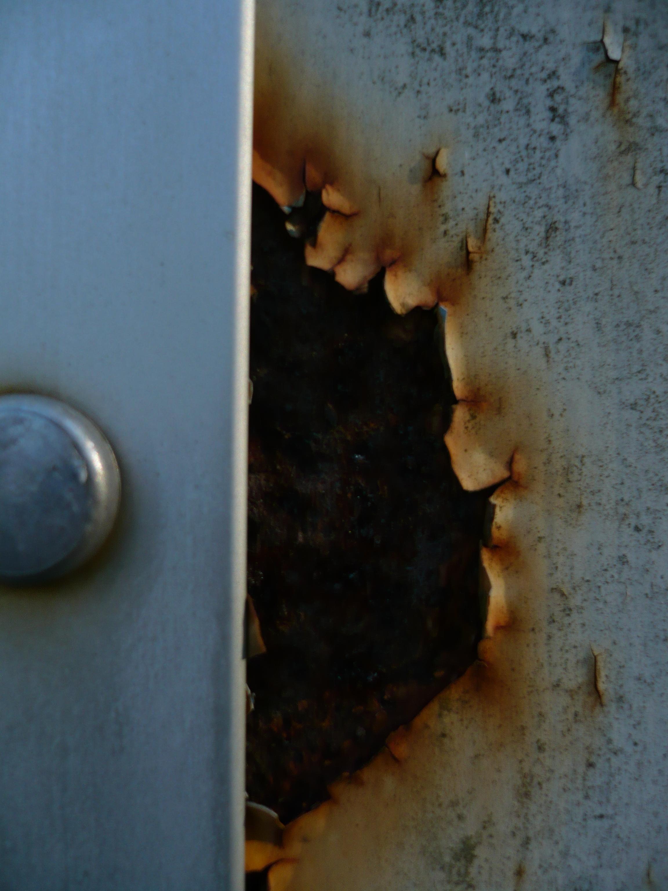 Rusting Door 112