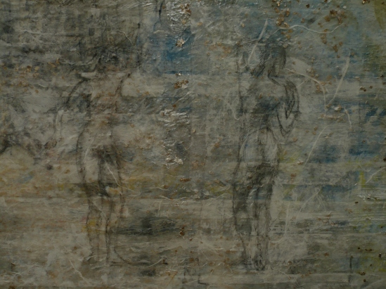 Waterscape with Figures (detail)