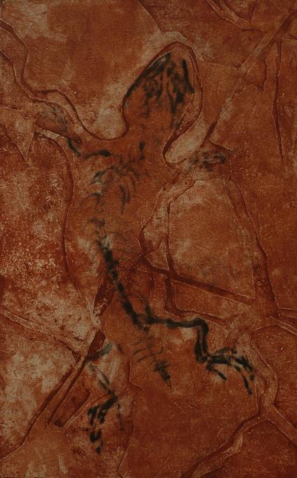 Yabeinosaurus (red oxide)