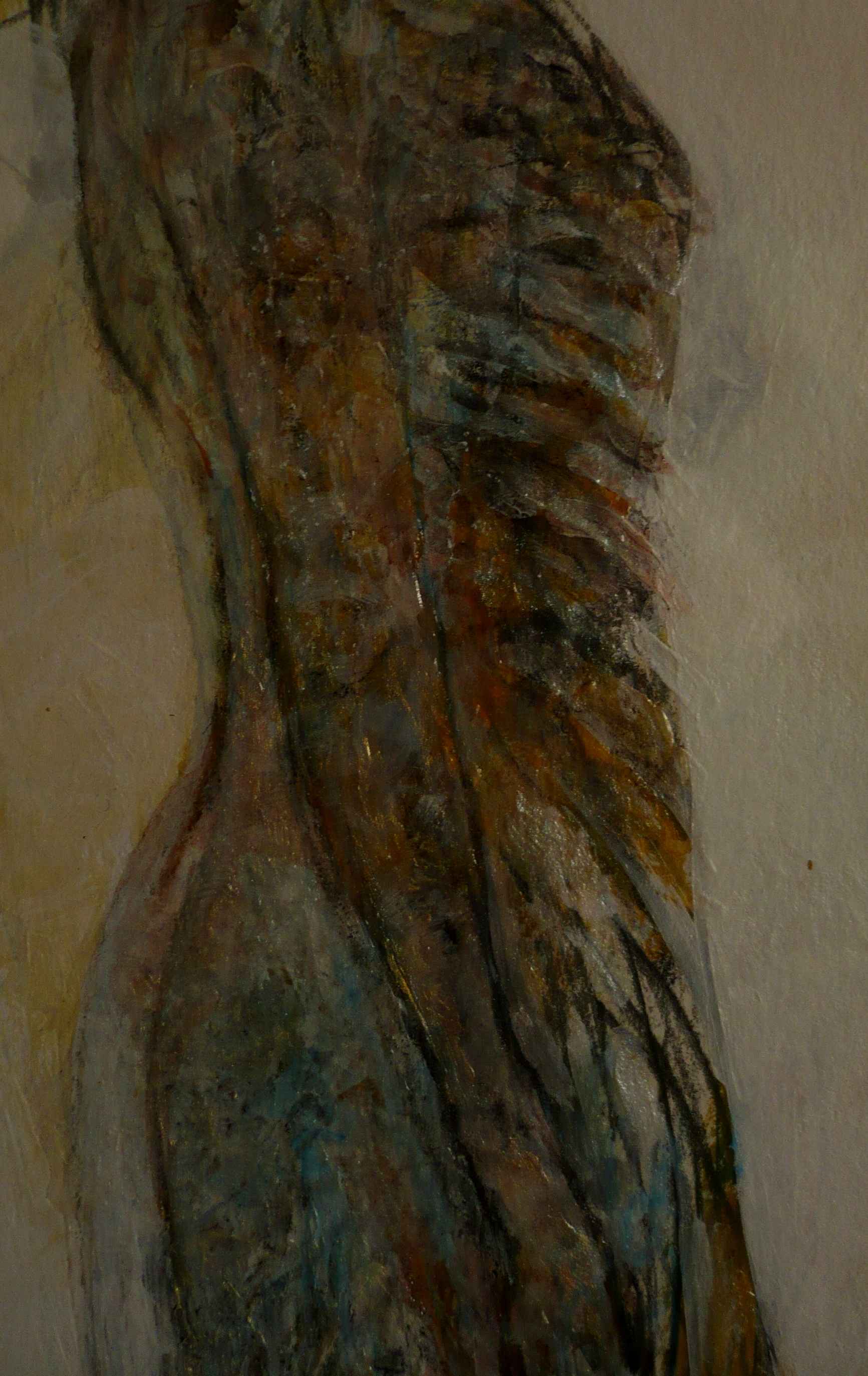 Hera at Samos detail